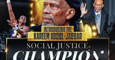 NBA presenta premio Kareem Abdul-Jabbar; un nuevo honor anual que reconocerá a jugadores actual de la asociación